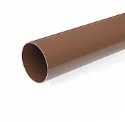 Труба водосточная BRYZA 90 мм Коричневый