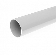 Труба водосточная BRYZA 90 мм Белый